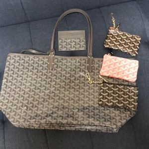 Handbags - Large Goyard Bundle